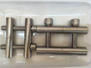 ANSI 316Ti / EN 1.4571, 317L / EN 1.4438 детали из нержавеющей стали - Серия шатунов