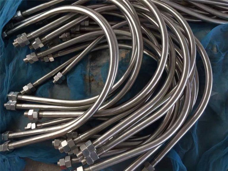 сплав825 и 2,4858 из нержавеющей стали и болт из сплава718 en2.4668 из Китая