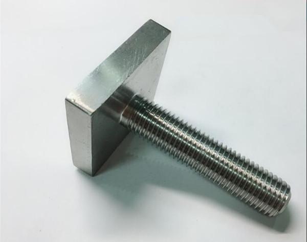 никель купер монель400 квадратный болт крепления uns n04400