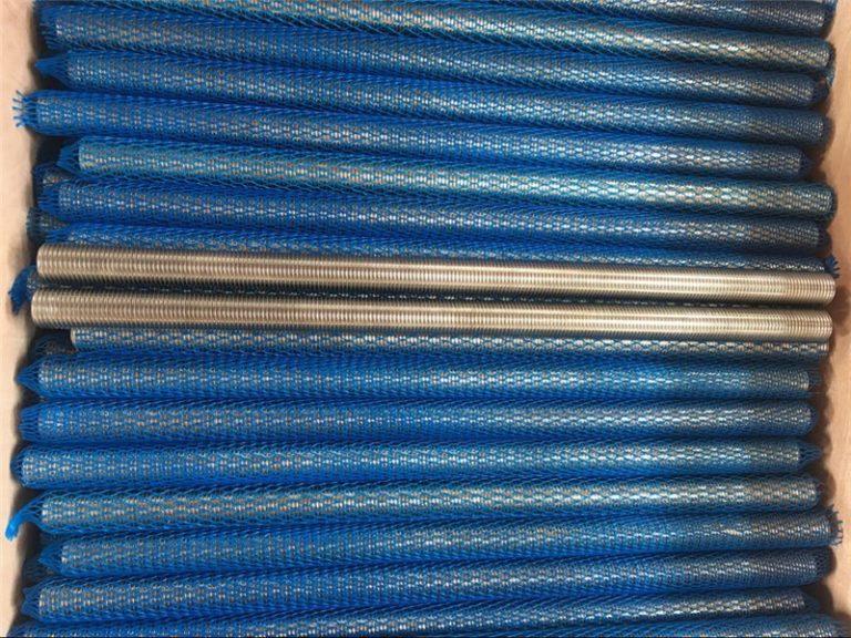сплав никеля inconel601 / 2.4851 трапецеидальный стержень с резьбой новые товары