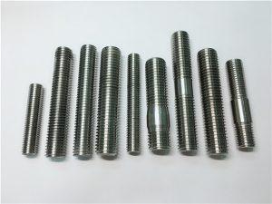 No.104-сплава718 2.4668 резьбовой стержень, болты крепления шпильки DIN975 DIN976