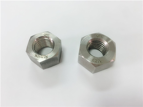 производитель специальных сплавов крепежных деталей hastelloy c276 гайки