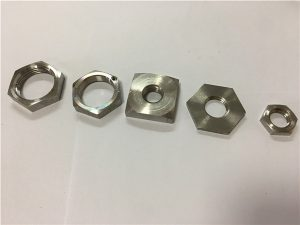 No.34-Оптовая цена квадратная гайка колеса из нержавеющей стали