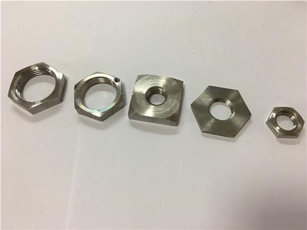 оптовая цена квадратная нержавеющая сталь колесная гайка