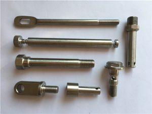 No.42-recision Нержавеющая сталь Застежки с ЧПУ Токарный металлический крепеж