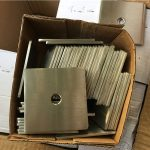 супер дуплекс S32205 (F60) квадратная пластина шайба / крепеж