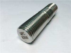No.62-Monel K500 резьбовой стержень