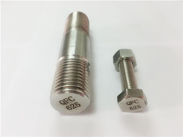 крепежные детали inconel 625 из никеля
