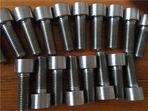 № 9-Incoloy 926 EN1.4529 UNS N08926 крепежный винт с цилиндрической головкой