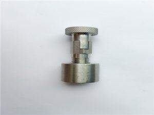 № 95-SS304, 316L, 317L SS410 Болт с круглой гайкой, нестандартные крепления