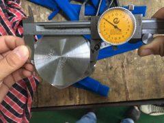 S31803 Тест на винт с шестигранной головкой
