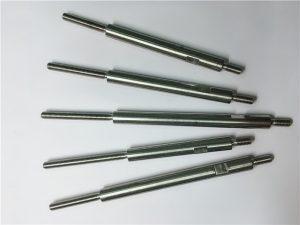 прецизионная обработка чпу резьбовые соединения из нержавеющей стали