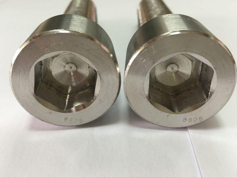 Производители крепежа DIN 6912 титановый болт с шестигранной головкой