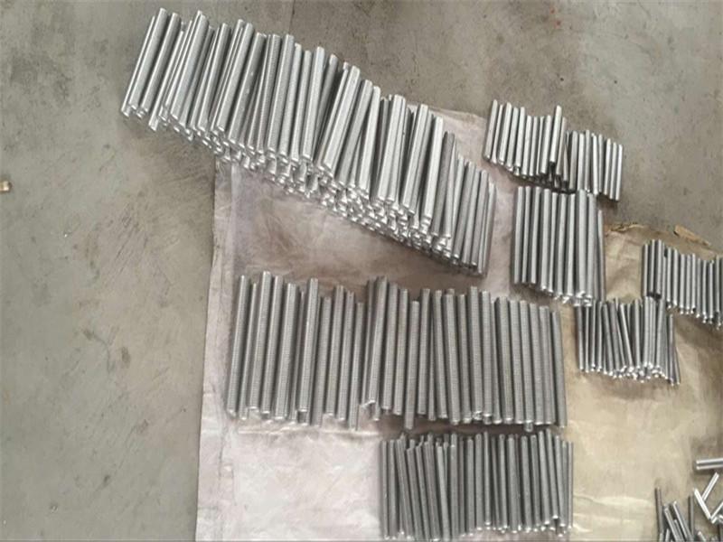 inconel 718 625 600 601 метчик с шестигранной головкой и гайкой M6 M120