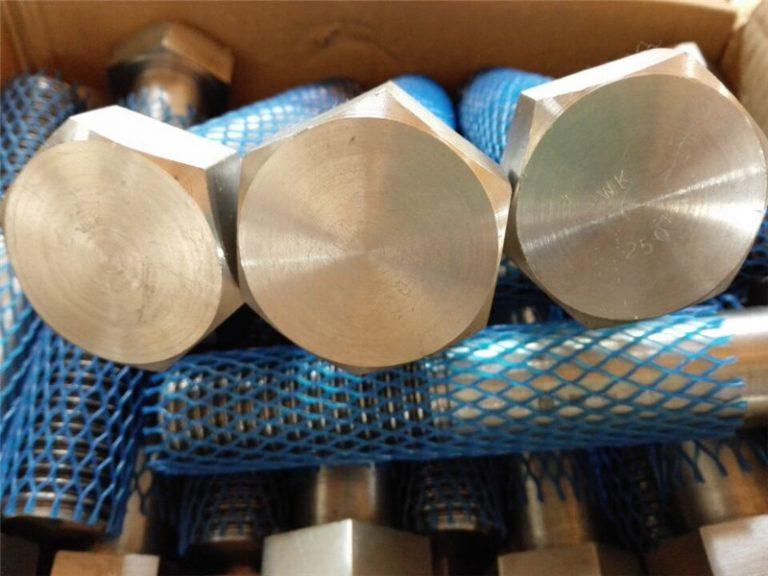 большой запас механических крепежных элементов с высокой прочностью, тяжелый шестигранный болт и гайка
